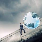 Globale technologieën Royalty-vrije Stock Afbeelding