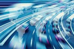 Globale Technologie stockbilder