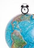 Globale tijd stock foto's