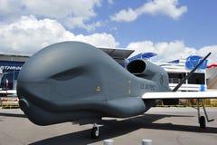 Globale UAV van de Havik stock foto's