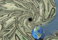 Globale Wirtschaftlichkeit vektor abbildung