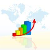 Globale zaken vector illustratie