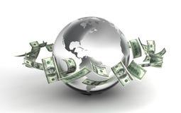 Globale Zaken Royalty-vrije Stock Foto