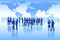 Globale Zaken Stock Foto