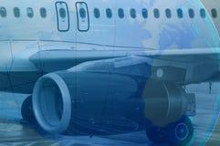 Globaler Reisender Lizenzfreies Stockfoto