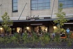 Globales Café, Memphis, Tennessee stockbilder