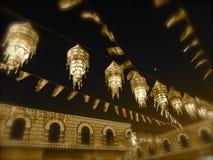 Globales Dorf Dubai Stockfoto