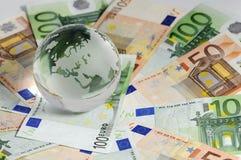 Globales Geschäft Lizenzfreie Stockfotos