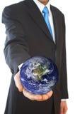 Globales Geschäft Stockfotografie