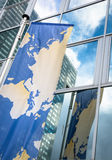 Globales Geschäft Lizenzfreies Stockfoto