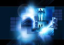 Globales Geschäfts-Konzept Lizenzfreies Stockfoto