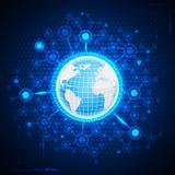 Globales Geschäft Stockfoto
