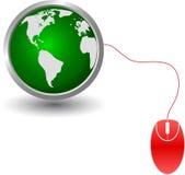Globales Internet Stockbild