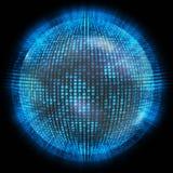 Globales Netzwerk Lizenzfreie Stockbilder