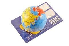 Globales Pruchase lizenzfreies stockfoto