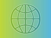 Globales Symbol Stockbilder