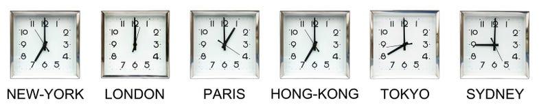 globalisering royaltyfri illustrationer