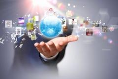 Globalisierungskonzept Stockfoto