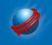 Globalizacja Pojęcie Fotografia Royalty Free