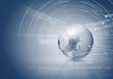 Globalizacja pojęcie Obrazy Stock