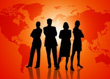 Globalization Business Stock Image