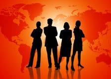 Globalization Business Stock Image