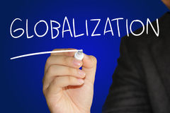 Globalization Royalty Free Stock Photo