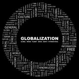 GLOBALIZATION. Royalty Free Stock Photo