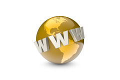 Globalization. International communication system. Creation and. Promotion of the website (image metaphor). Available in high-resolution and several sizes to Royalty Free Stock Photos