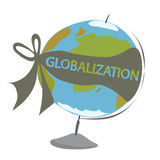 GLOBALIZATION Royalty Free Stock Photo