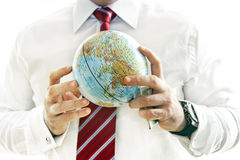 Globally rich Royalty Free Stock Images