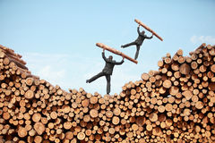 Globalna gospodarka - pojęcie Zdjęcie Stock