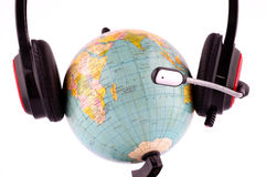 Globalna komunikacja Zdjęcia Stock
