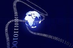 globalna komunikacja Zdjęcie Stock
