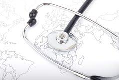Globalna Opieka zdrowotna Zdjęcia Royalty Free