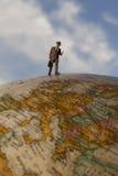 globalna podróży Zdjęcia Stock
