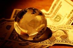 globalne finansowy Fotografia Stock