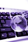 globalne internetu Obraz Stock