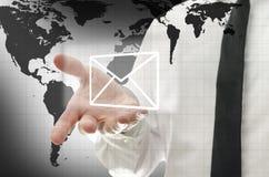 Globalne komunikacje Fotografia Stock