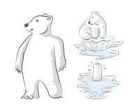 4 globalne ocieplenie ilustracja wektor