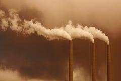 globalne ocieplenie powoduje Zdjęcia Royalty Free