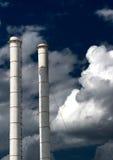 globalne ocieplenie świat obraz stock