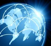 Globalnego biznesu pojęcie Zdjęcie Royalty Free