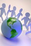 globalnego pokoju Zdjęcia Royalty Free