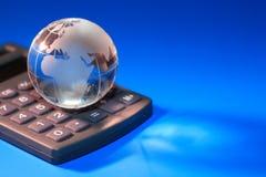 Globalnej gospodarki pojęcie Zdjęcia Royalty Free