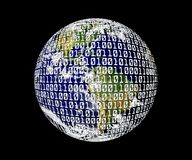 globalnej komunikacji Obrazy Royalty Free