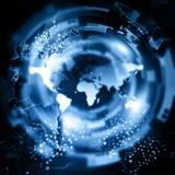 Globalnej sieci związek Obrazy Stock