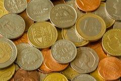 globalnej waluty Obrazy Royalty Free