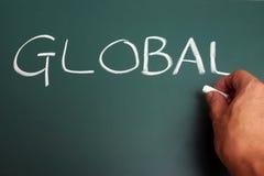 globalny Obrazy Royalty Free