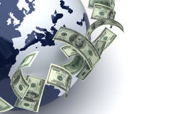 Globalny Biznes Zdjęcie Royalty Free